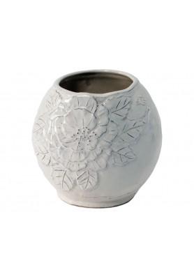 Bicchiere Bagno Bianco - Linea Romantica